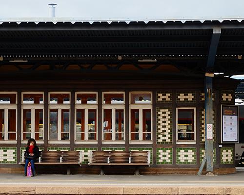 コルマール駅/ホーム11