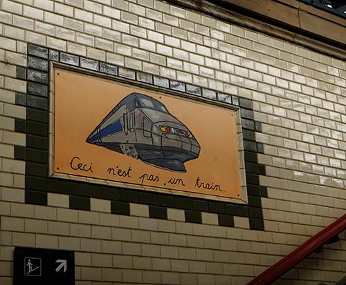 コルマール駅/ホーム14