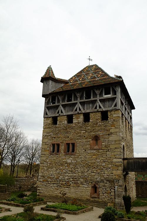 エコミュゼ/城壁と塔