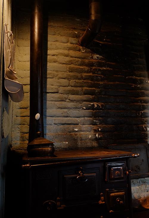 エコミュゼ/塔の中のオーブン