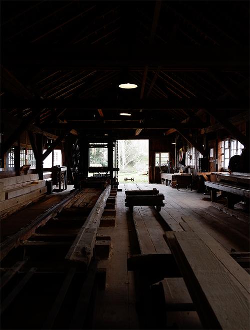 エコミュゼ/水車の製材所3