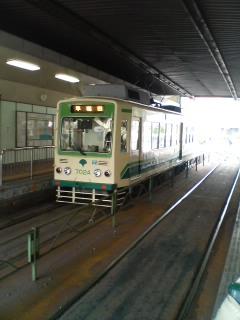 都電荒川線大塚駅