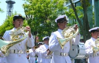 黒船祭公式パレード