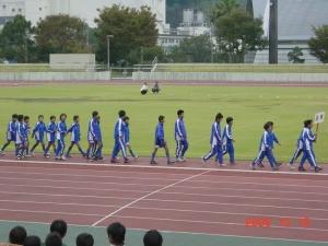 2005青葉リーグ後期開会式1