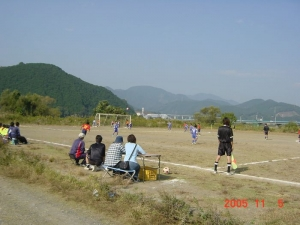 2005NTT予選リーグ突破1