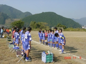 2005NTT予選リーグ突破2
