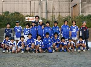 U10&山根コーチ