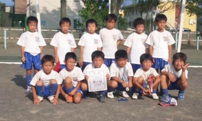 U8 三保FCチャレンジカップ