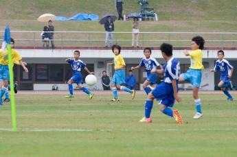 NTT西日本グループカップ 第46回 静岡県ユースU-12サッカー大会