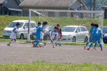 しんきんカップ第29回静岡県キッズU-10・8人制サッカー大会