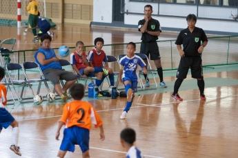 バーモントカップ第24回全日本少年フットサル大会 中部地区大会