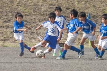 【U10】第27回すこやか旗争奪サッカー大会 予選一次リーグ