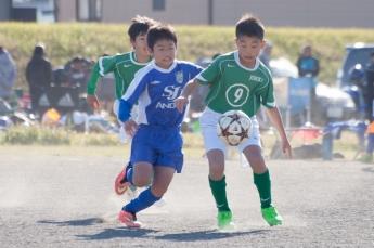 しずぎんカップ第30回 静岡県ユースU-11 8人制サッカー大会中部支部予選