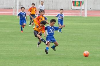 しんきんカップ第30回静岡県キッズU10サッカー大会中部支部予選