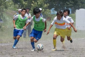 第37回静岡横内招待サッカー大会6年生大会