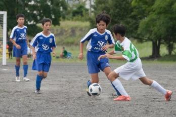 第40回全日本少年サッカー大会静岡市中部支部予選