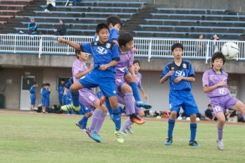 静岡県クラブユース(U-14)サッカー新人大会2016