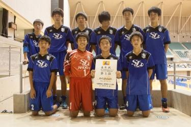 第23回全日本ユース(U-15)フットサル大会 静岡県大会 決勝トーナメント