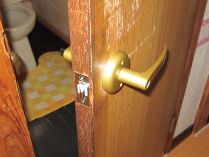 木製ドア レバーハンドル.JPG