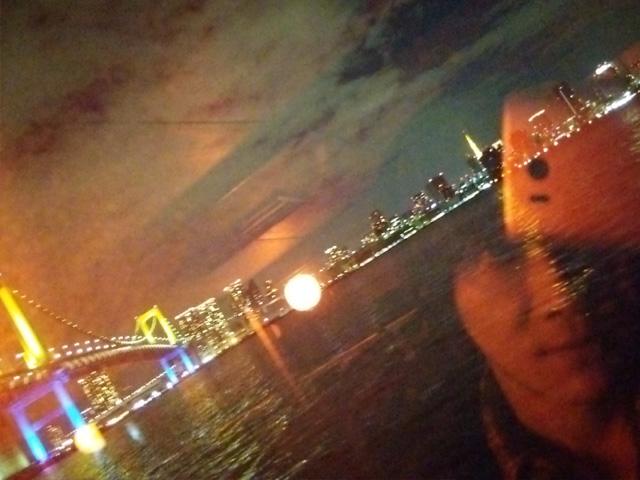 レインボーブリッジ 東京タワー