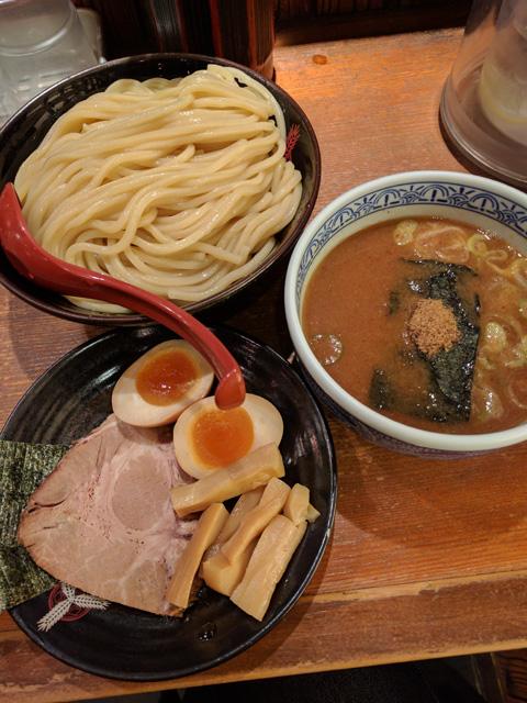 つけめん 三田製麺所