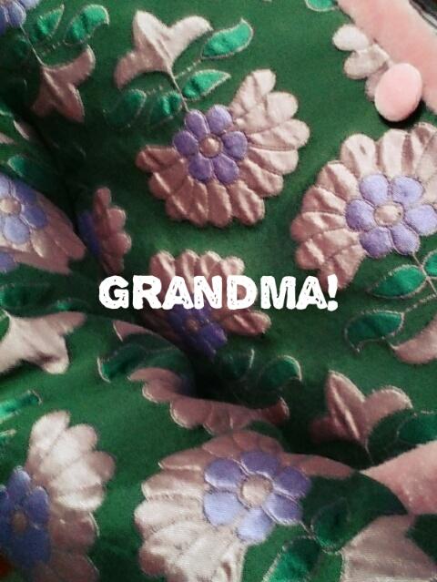 おばあちゃんの半纏