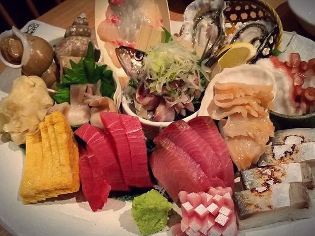 超新鮮な海鮮鮮魚