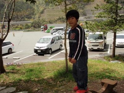 角テール カルマンギアキャンプ 四万十川 高知 カモン