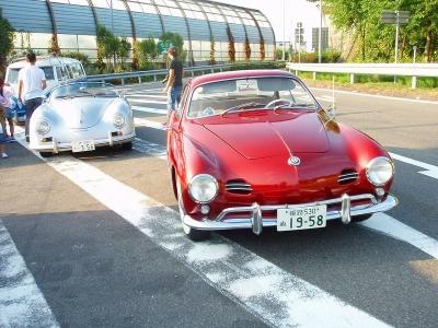 VW AUTUMN オータム 京都 高雄 カルマンギア