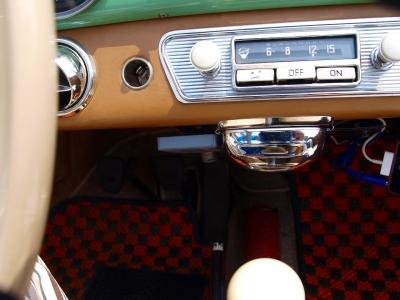 シートカバー 張替 356 インターメカニカ