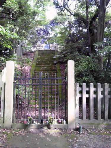 護良親王墓4