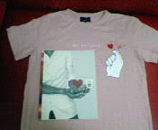 Tシャツとパンフ