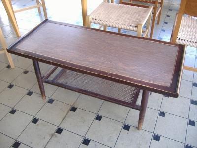 センターテーブル修理