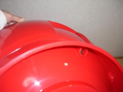 601トマト型カバー排水穴