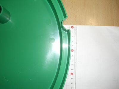 601栽培槽厚み