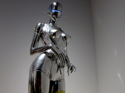 セクシーロボット
