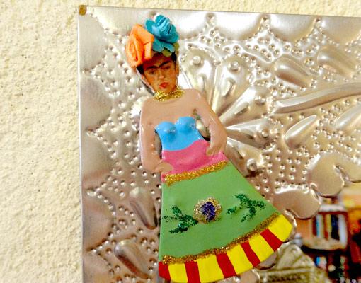 メキシコの画家「フリーダ・カーロ」のマグネット