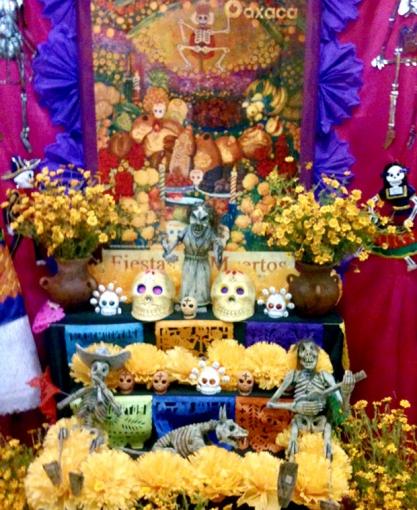メキシコのお盆「死者の日」&ハロウィンパーティーグッズ