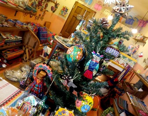 メキシコのクリスマスグッズ
