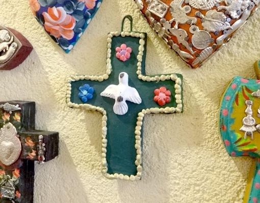 メキシコ アギラールファミリーの十字架