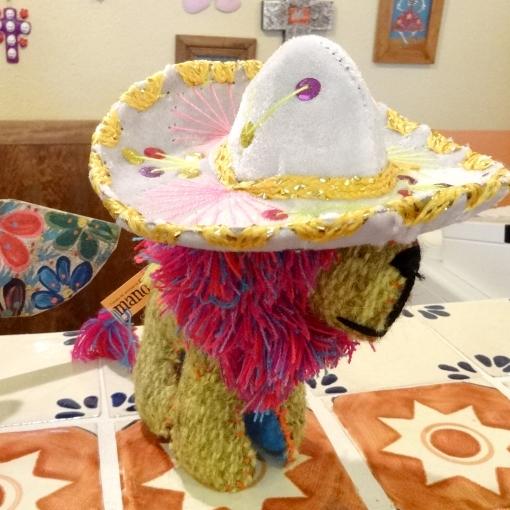 メキシコのミニソンブレロ