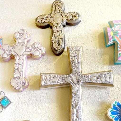 メキシコのミラグロの十字架