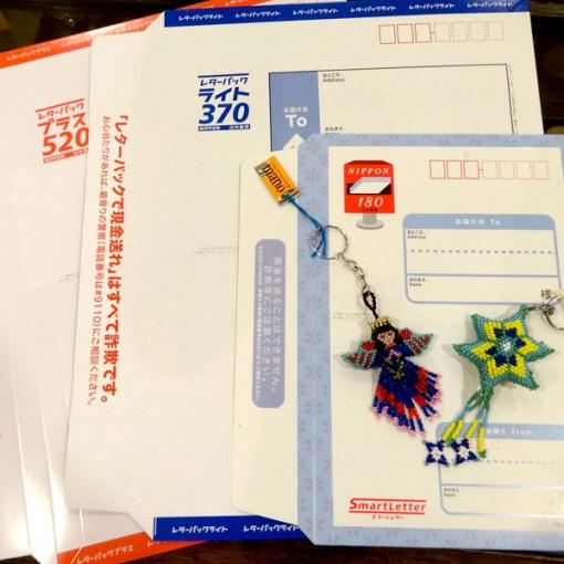 メール便がスマートレター(日本郵便)に変わります