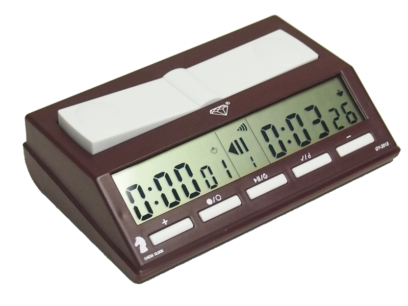 Professional Digital Clock