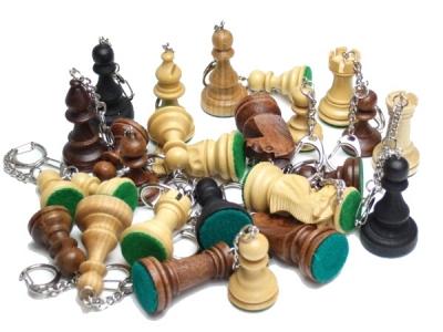 Chess Keychain 3P