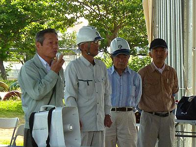 諫早市シルバー人材センターボランティア活動