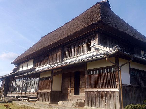 庄屋屋敷(外観)