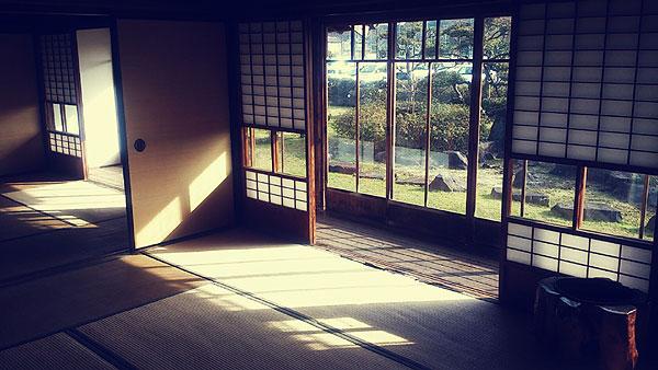庄屋屋敷(内観)
