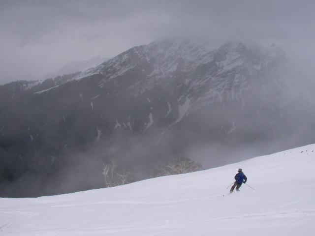 india ski