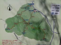 藻岩山の登山ルート